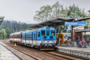 czeski vlak