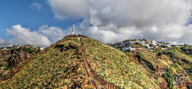 Madera 2016 – 03 – Jezus, miraduro i ciepełko