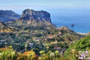 Madera 2016 – 07 – widok na dziwną górę