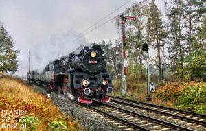 jesienny Koziołek pędzi do Kiekrza