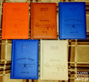 kalendarze / callendars