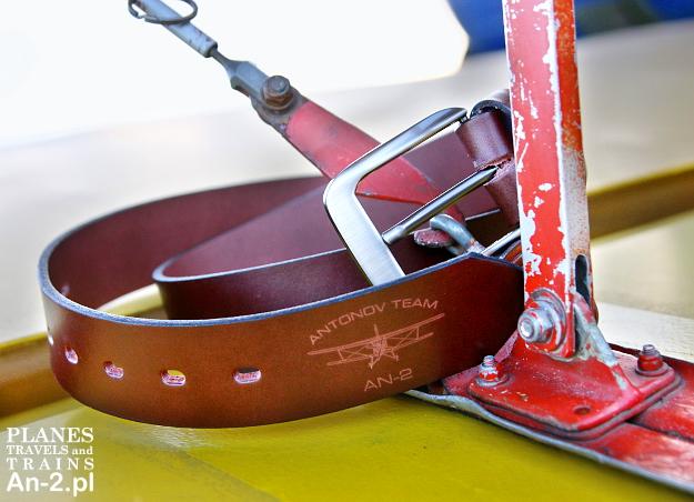 pasek z antkiem / an2 belt