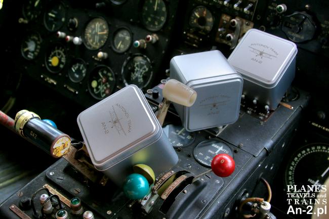 puszki z antkiem an-2 gadzety prezenty