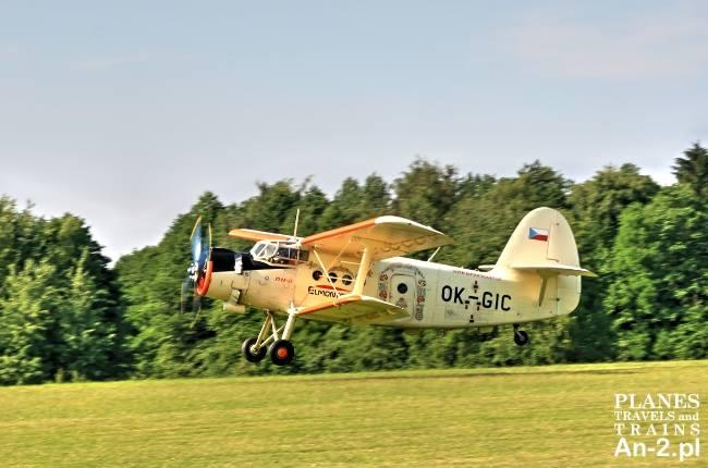 andula antek an-2