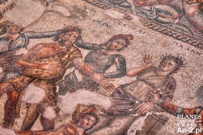 mozaika w domu aiona