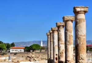 Cypr 2017 – 04 – ruiny i mozaiki