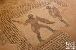 Cypr 2017 – 07 – kolejne ruiny i mozaiki