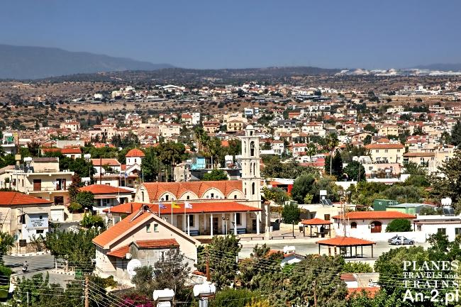 zamek kolossi cypr