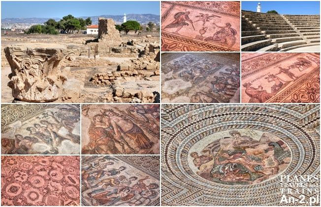 mozaiki w kato pafos