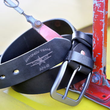 pasek skorzany / leather belt