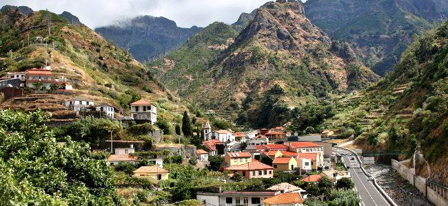 Madera 2016 – 12 – w dolinie