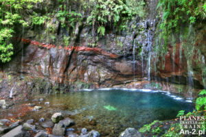 Madera 2016 – 13 – levada i wodospady