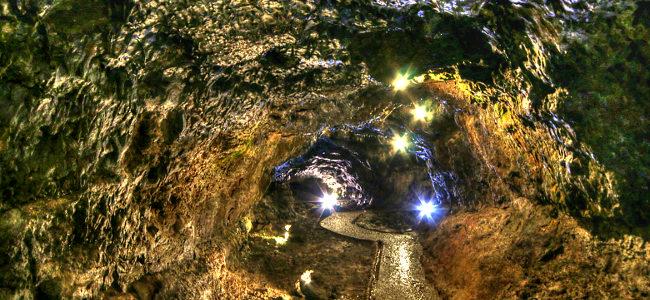 Madera 2016 – 14 – w wulkanicznej jaskini